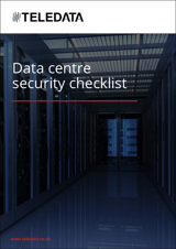 Data centre security checklist
