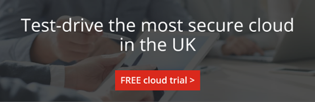Test-drive the most secure cloud in the UK