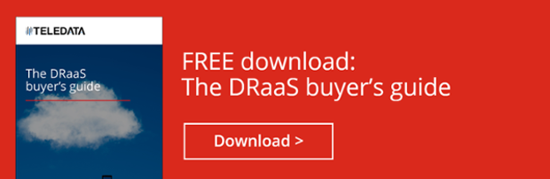 FREE download: The DRaaS buyer's guide