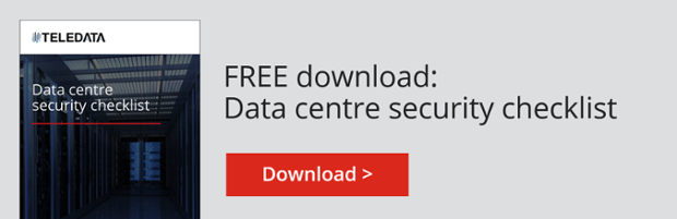 Free download: Data centre security checklist