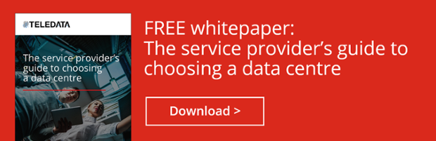 FREE whitepaper: The service provider's guide to choosing a data centre