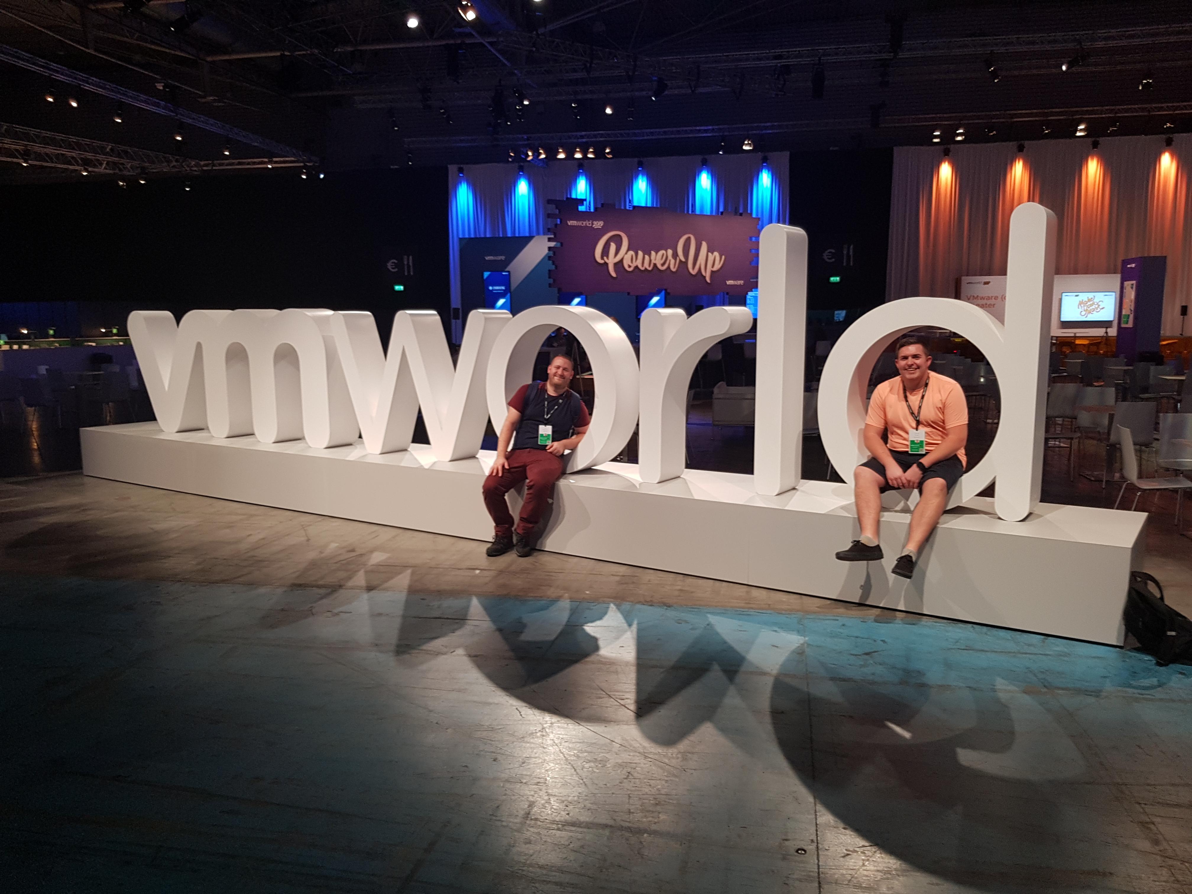 TeleData at VMworld