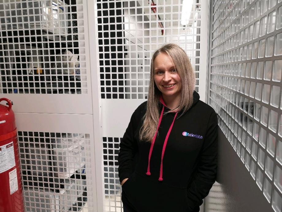 Teledata Promotes Anna Nicholls to Head of Marketing