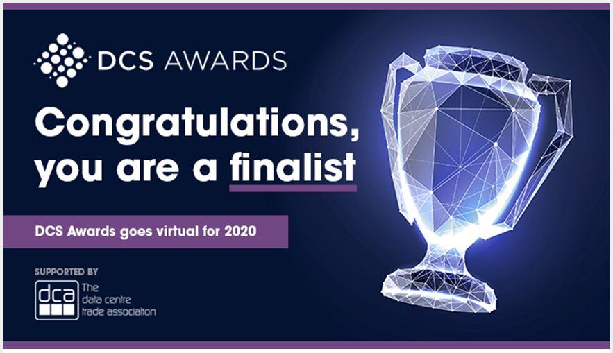 DCS Awards finalists!