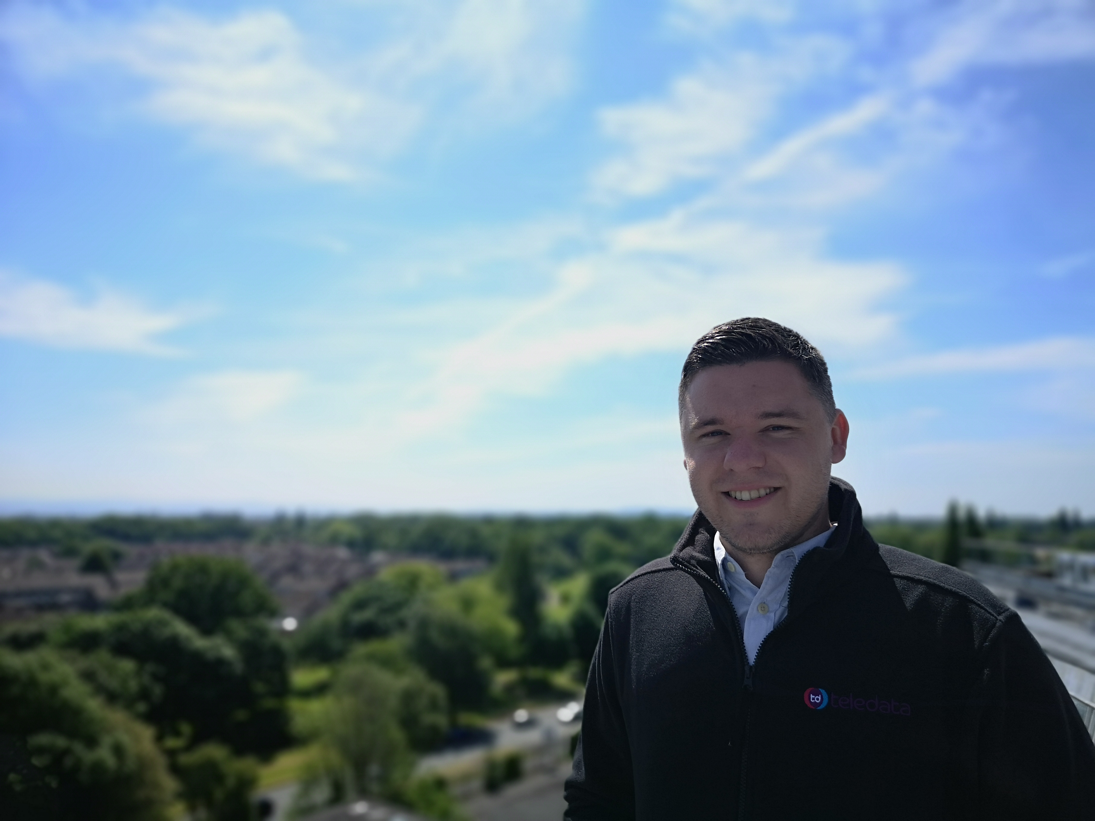 Teledata Hires Seb Graham as Commercial Development Manager