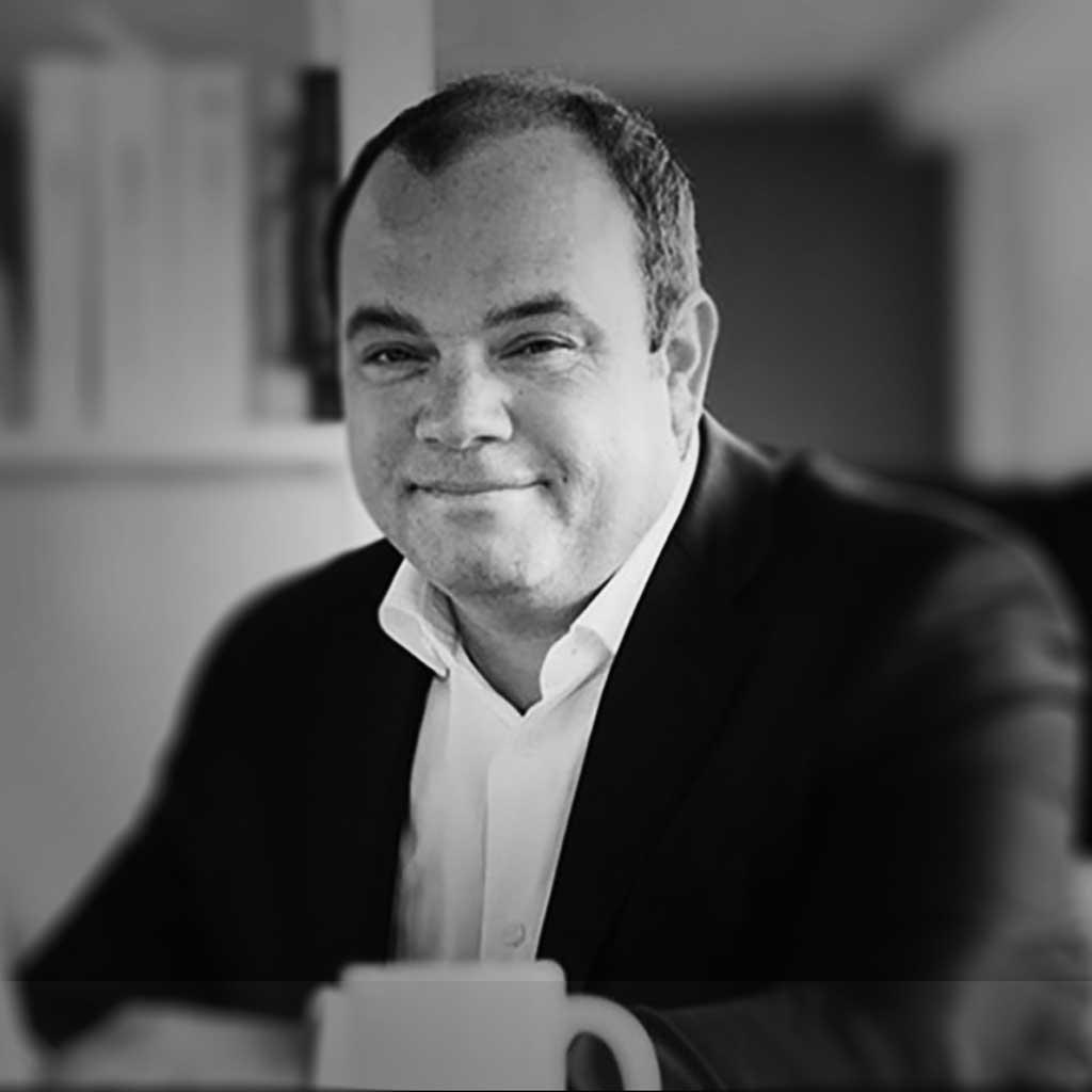 David James, CEO at mxData