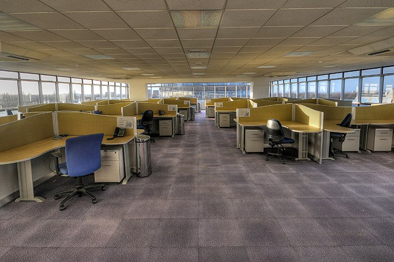 workplace recovery desks