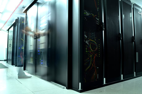 Our data centre is independently owned and run