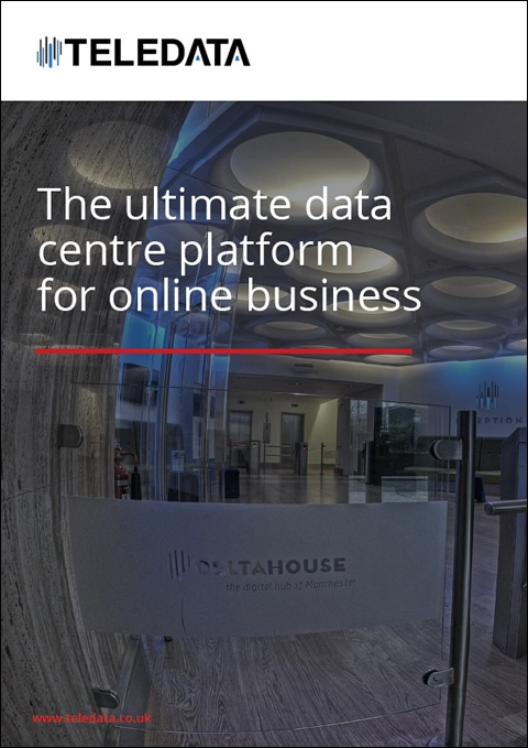 The ultimate data centre platform for online business