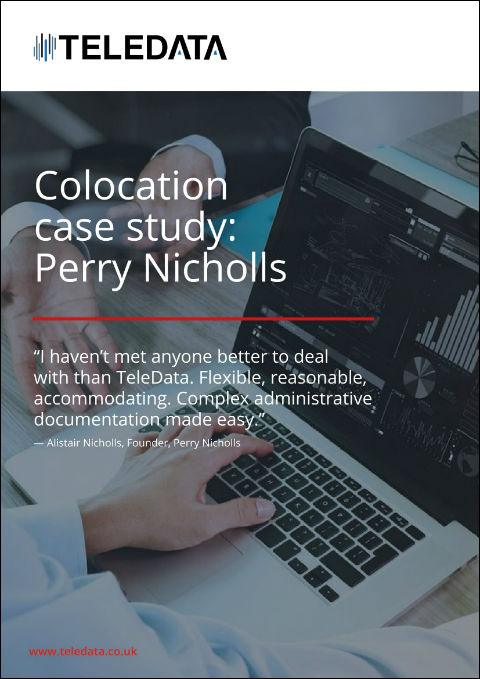 Colocation case study: Perry Nicholls