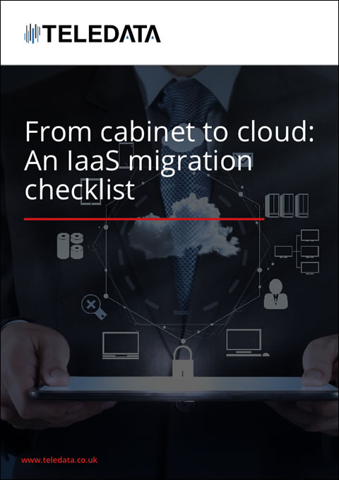 From cabinet to cloud: An IaaS migration checklist