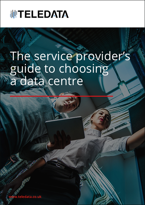 The service provider's guide to choosing a data centre