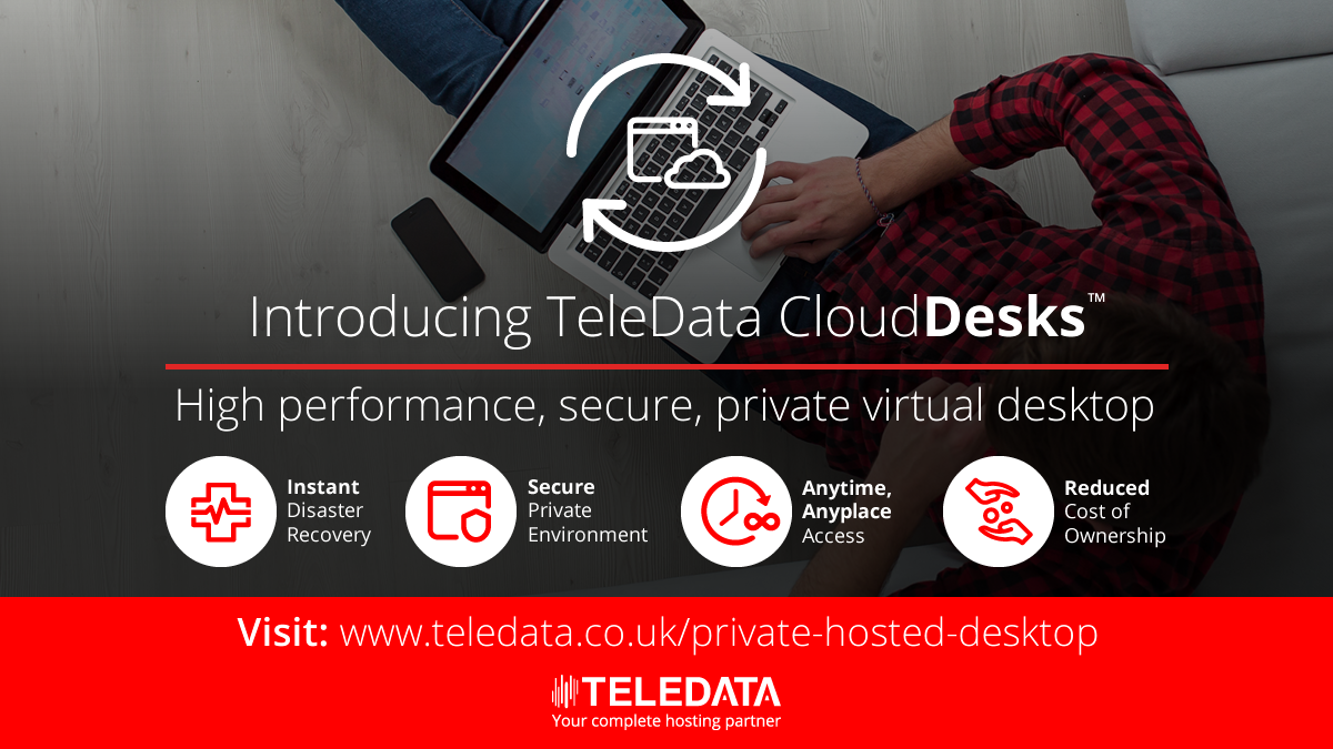 Introducing TeleData CloudDesks