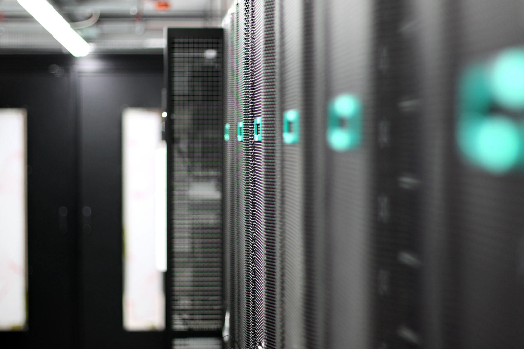 Where are cloud servers located?
