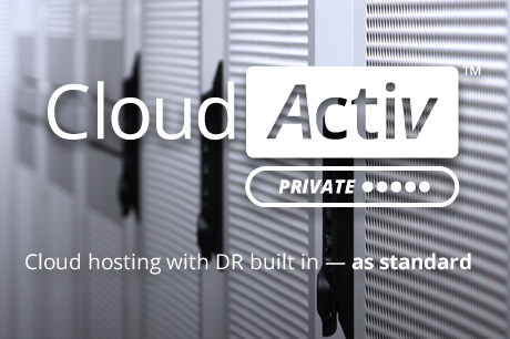 All the benefits of physical security and technical resilience, with the flexibility of cloud.