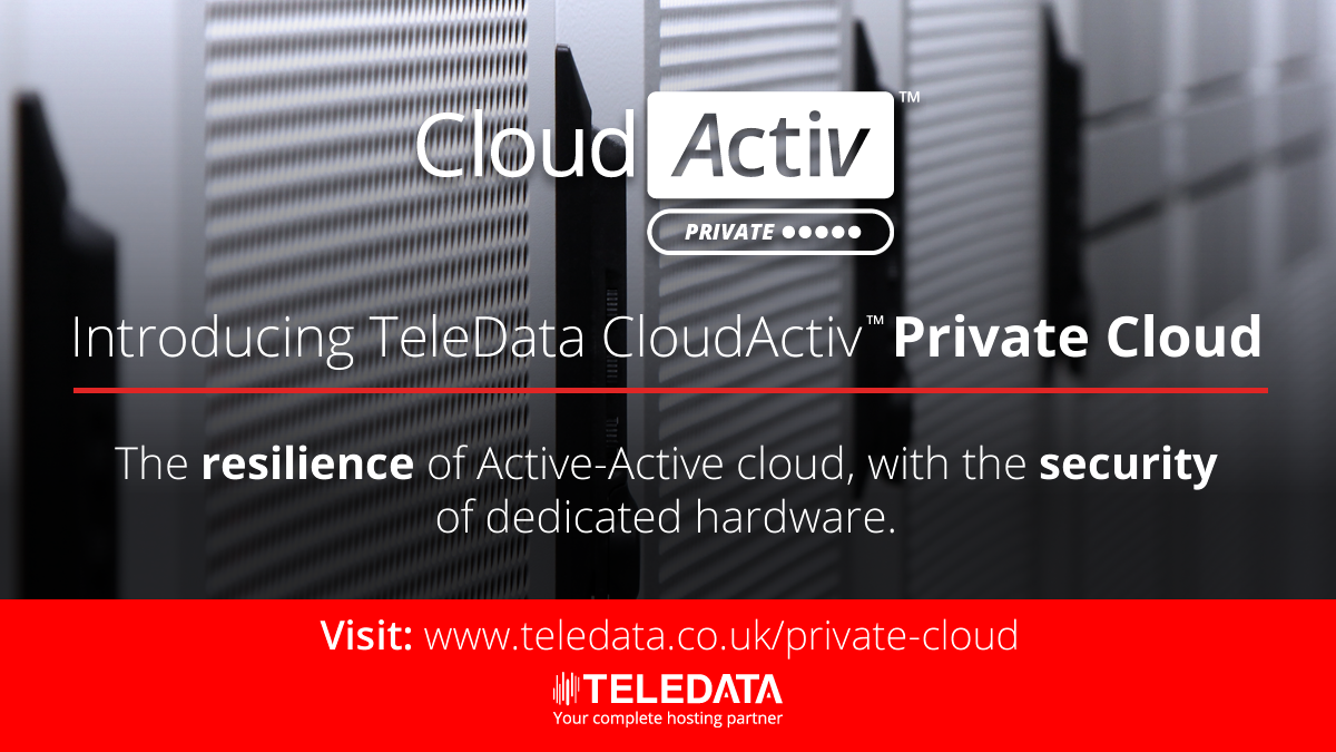 Introducing CloudActiv Private Cloud