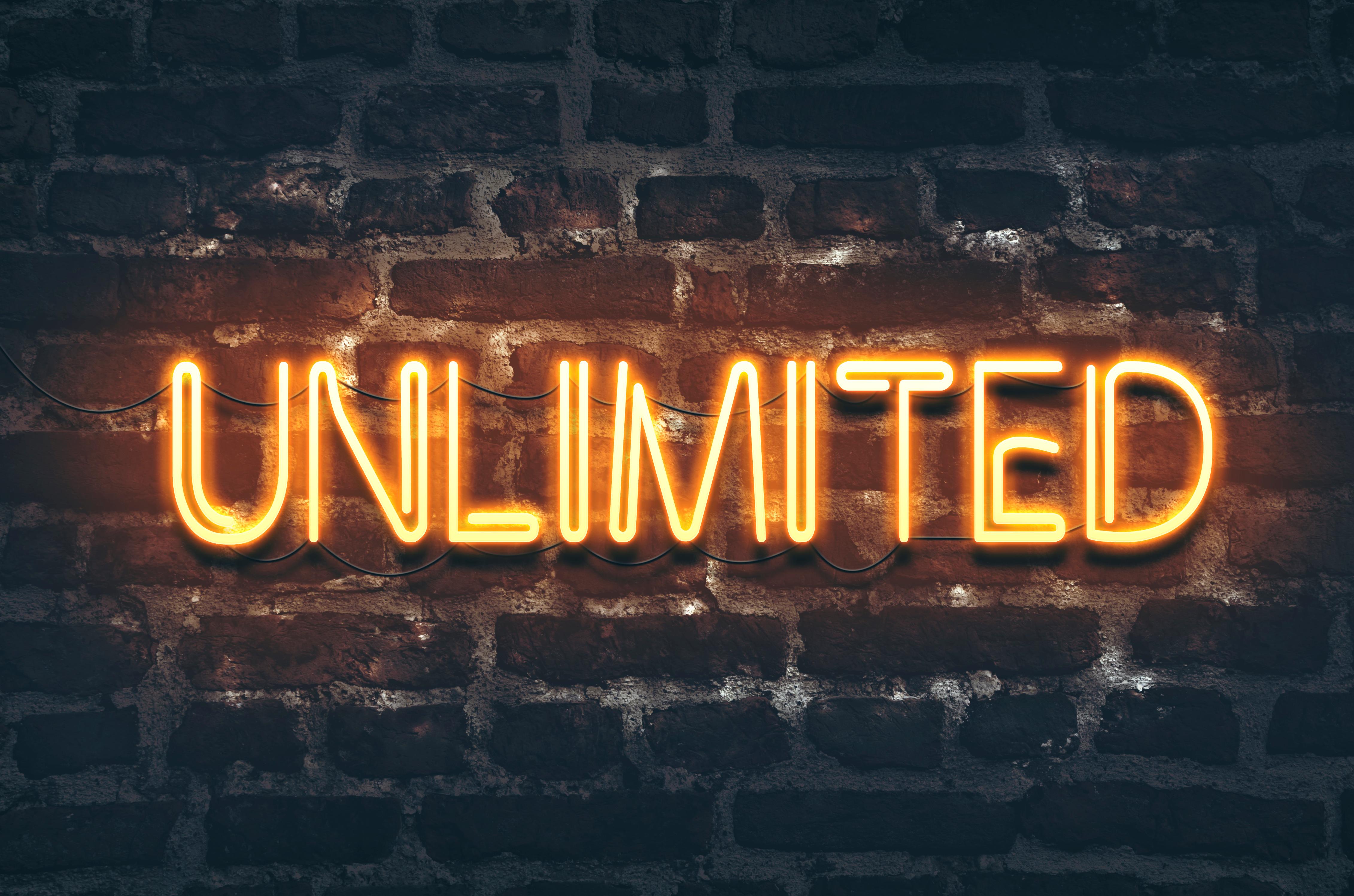 Is cloud hosting unlimited?