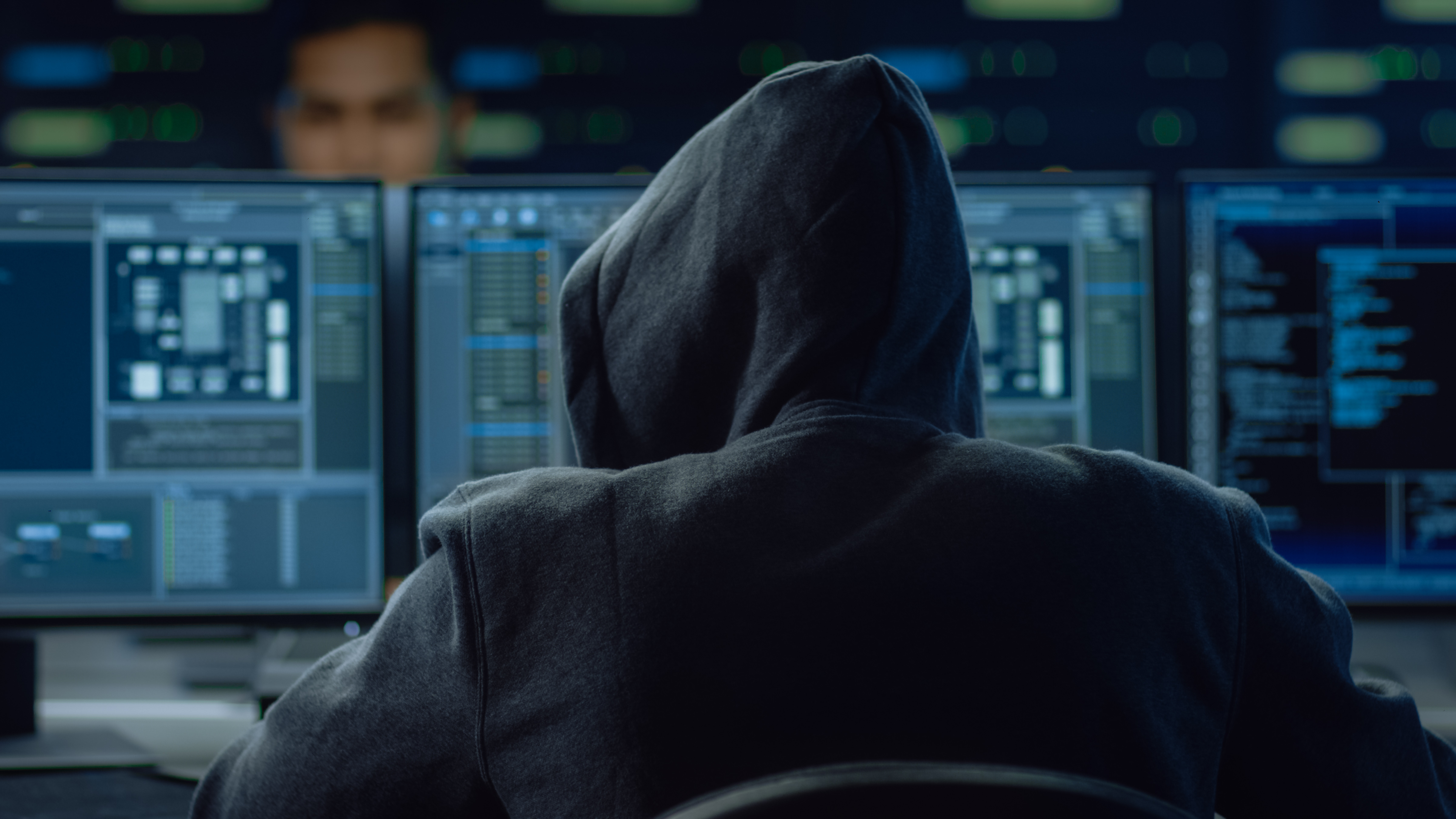 Cloud hosting and DDoS attacks
