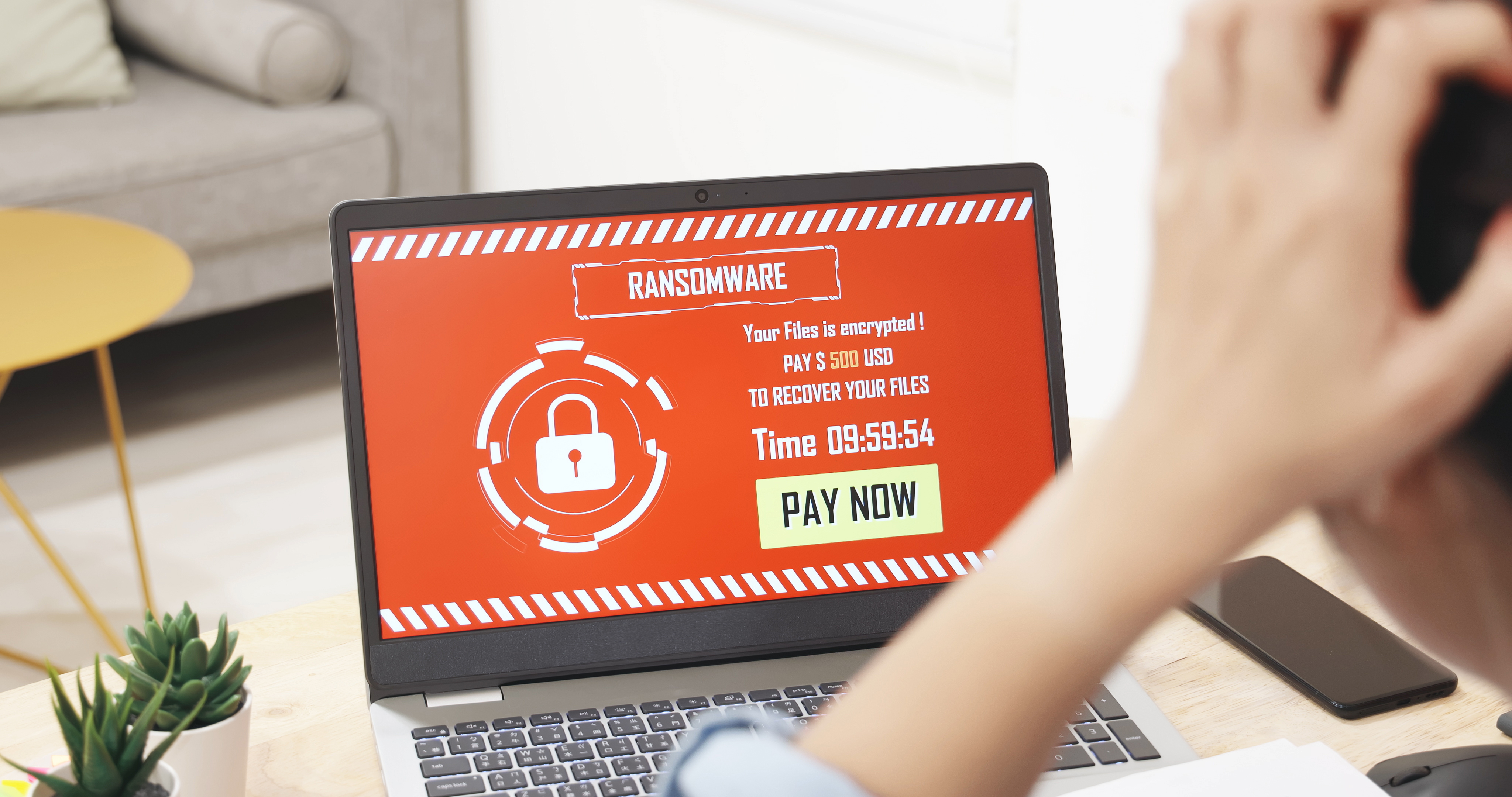 Protecting your business from ransomware attacks