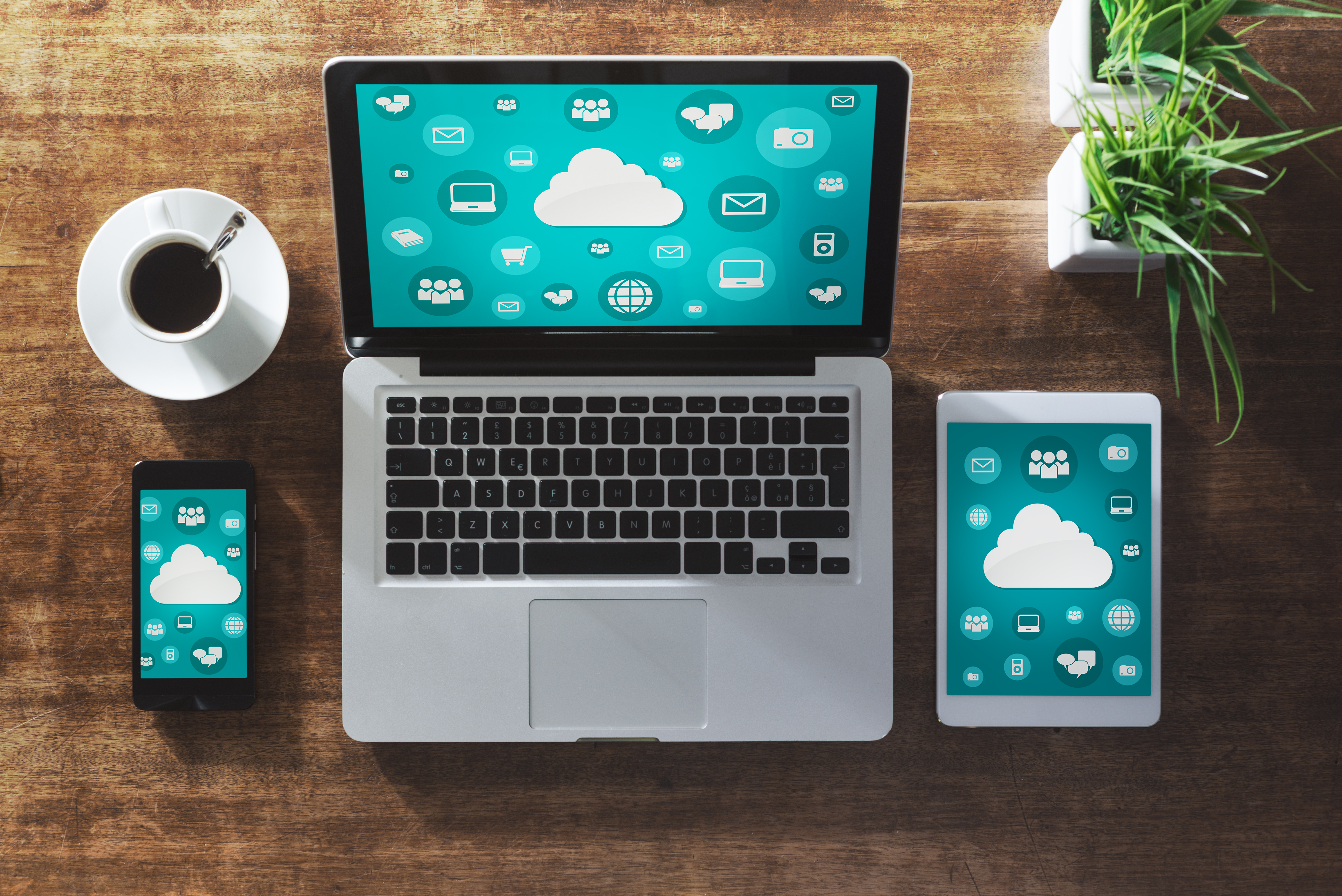Hosting your apps in the cloud