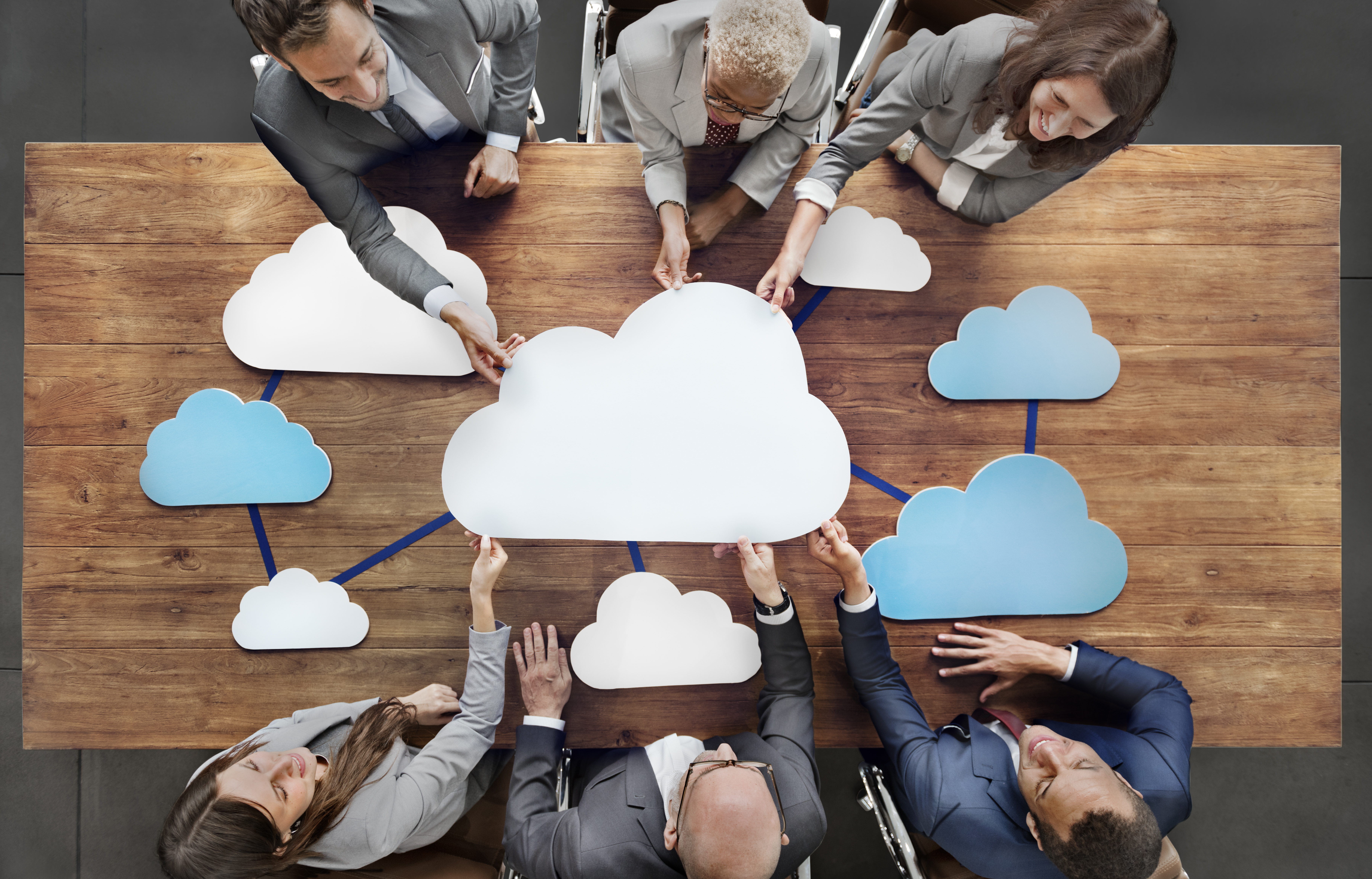 Cloud technology - how does it work?